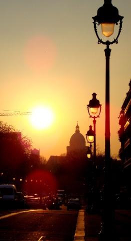 浪漫之都说浪漫 --- 在巴黎过情人节 (原) - 远帆 - 远 帆 的海边花园