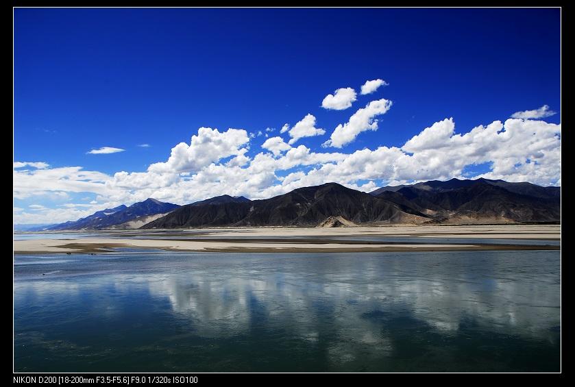 青藏高原之行____雅鲁藏布江 - 西樱 - 走马观景