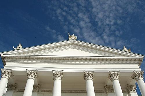 赫尔辛基议院广场 - 西樱 - 走马观景