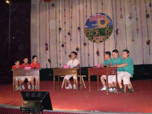 搞笑小品《小小辩论会》(附剧本) (2008-05-31 13:49:58)  - xhzhujie - 杏仁的博客