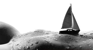 极地之旅- 温柔细雨 - 一丝小雨盈盈而落......