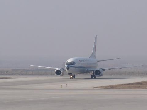 从北京到运城的飞机