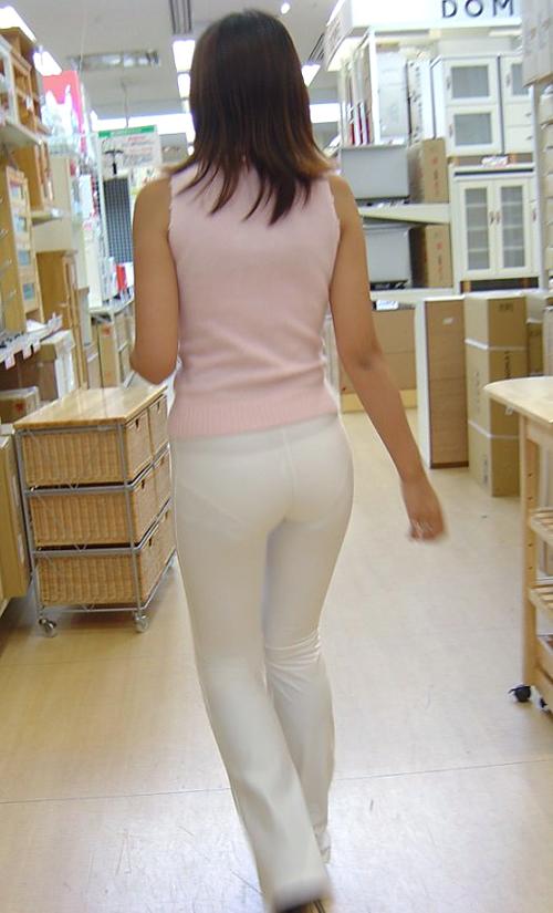【转载】经典白裤翘臀 - 虞姬 - 醉清风