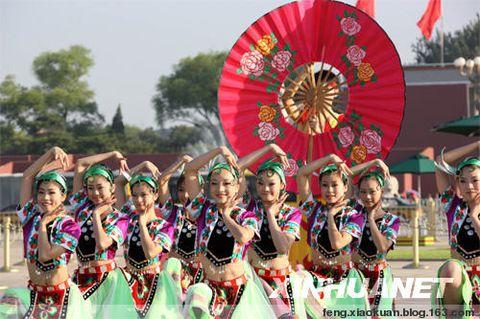 祝 福 北 京(外一首) - 笑因宽容 - 笑因宽容 的博客
