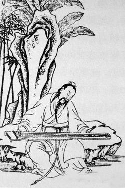 一蓑烟雨任平生—— 陈逸墨先生人与书画印象 - 许石林 - 许石林博客