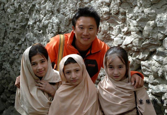 流连在罕萨的秋色中-巴基斯坦 - Y哥。尘缘 - 心的漂泊-Y哥37国行