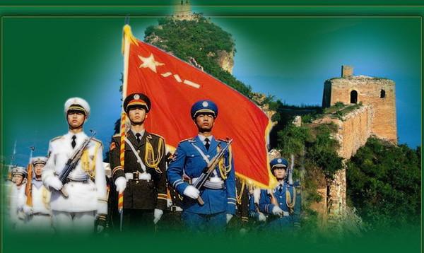 热烈庆祝中国人民解放军建军80周年 - ★蓝天秋雨 - ★蓝天秋雨—启航