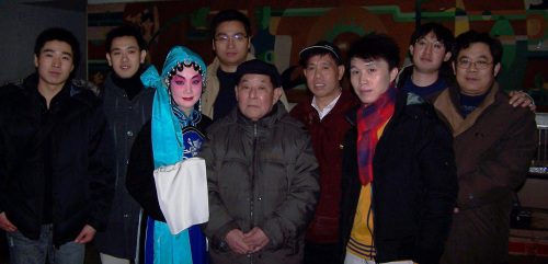 龙乃馨赴天津演出专题报道(二) - 和合为美 韵味永昌 - 和韵京剧社 的博客