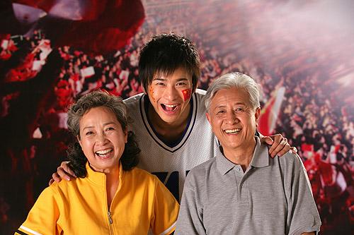 艺人邓安奇北京奥运拍摄的官方宣传片未入选照片曝光 - 110414 - 左岸麦田の魔男志