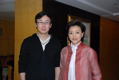 陆川——他和他的城 - 杨澜 - 杨澜 的博客