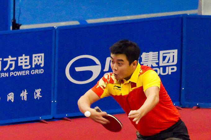 赛场内外——乒乓球男女团体双夺冠 - 牛筋 - 牛筋的博客