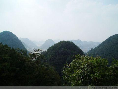 贵州行之穿越时光隧道回到明清时代(一) - 杰然不同 - 杰然不同的博客