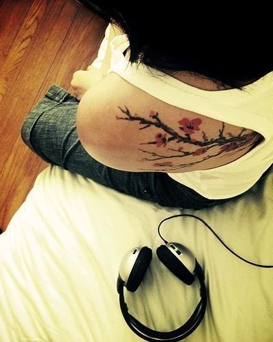 超酷超有范的刺青美图!