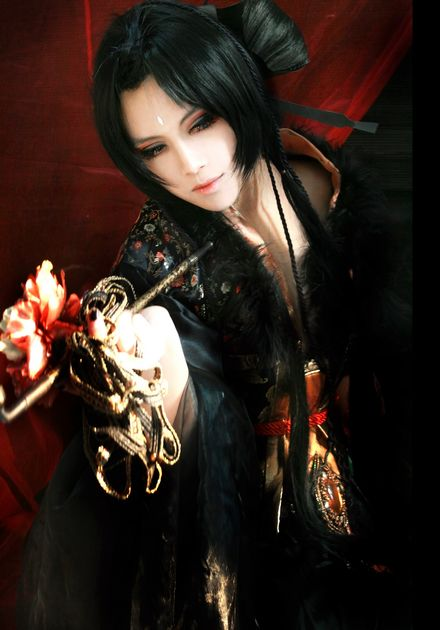 【银霜尽】媚韶【花魁の章】:KENN - 总狼cavalier殿 - 泰民子~~到手!!