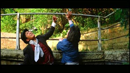 闹龙摆尾——成龙十大搞笑动作设计 - weijinqing - 江湖外史之港片残卷