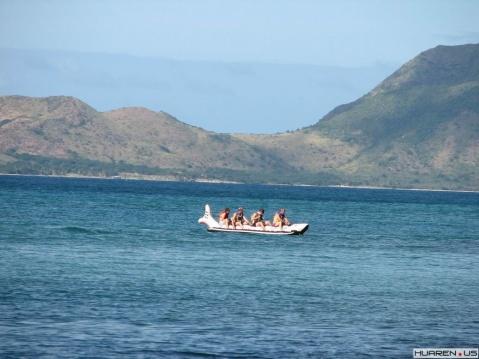在那水晶般的加勒比海上(十六) - 朵儿 - 朵儿