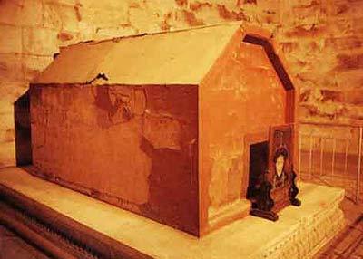 探寻慈禧豪华陵墓暗藏的玄秘图片
