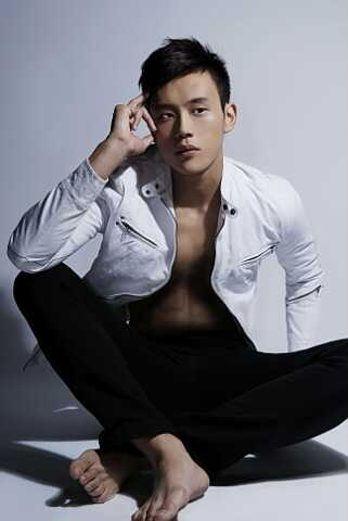 2008新丝路中国模特大赛总决赛男模冠军——魏啸 - 110414 - 左岸麦田の魔男志