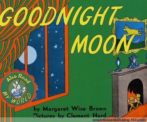ppt:绘本阅读 晚安月亮>