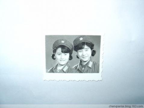 仰望[历史的天空]  . 再现美丽的女兵 . 展示美好的青春 - chendukongjun - 成都空军通信(导航)兵老战友的博客