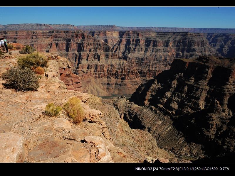 探秘科罗拉多大峡谷(一) - 西樱 - 走马观景