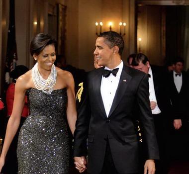 奥巴马夫妇的穿衣分歧 - 外滩画报 - 外滩画报 的博客