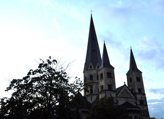 波恩市区的教堂 - 陶东风 - 陶东风