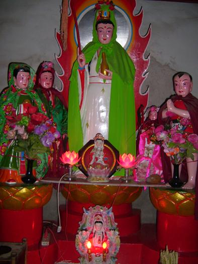 香客和庙守都不知道神灵的来历 - 摩罗 - 摩罗的博客