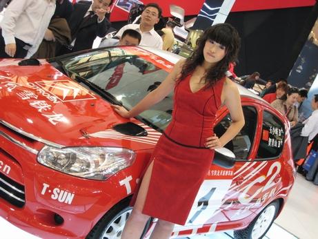 2007上海车展:像花一样绽放 - 刘放 - 刘放的惊鸿一瞥