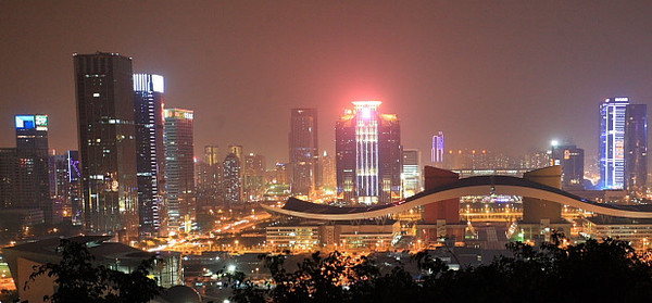 [原创]深圳特区风景 - leilei.502 - 蕾蕾的博客