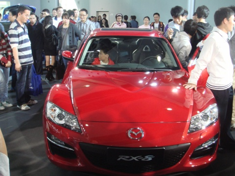 亲临第六届(广州)国际汽车博览会(2) - 逍遥 - RedSuns-逍遥
