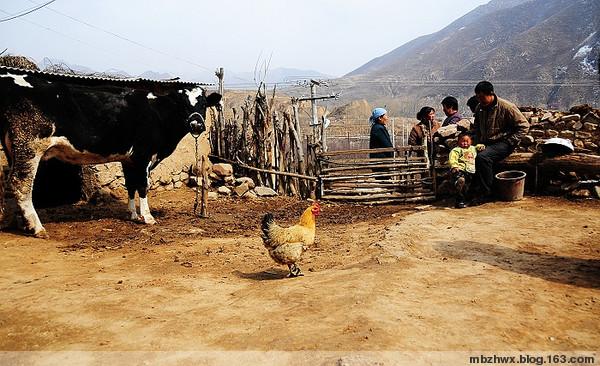 质朴的村落___对中山村的记忆 - 灿烂的微笑 - 灿烂微笑de博客