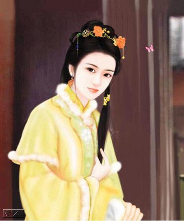 命如纸薄——杜秋娘 - 陈朝后裔 - 醉爱历史的博客