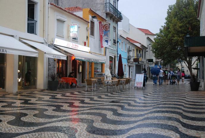 葡萄牙之行(三):小镇Cascais - 刘兵 - 刘兵的博客