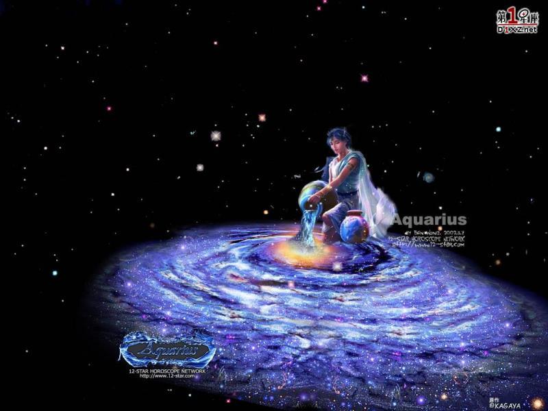 梦幻 12星座