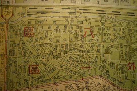前门东地图 - 老北京地图的博客的日志