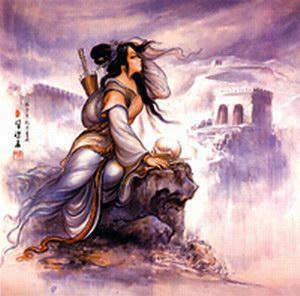 孟姜女:水与土的战争 - 张闳 - 张闳博客