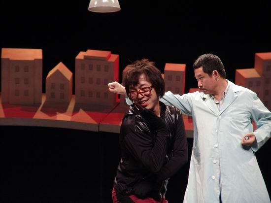 话剧《疯狂的疯狂》9月24日北京海淀剧院上演 - 黄渤 - 黄渤的博客