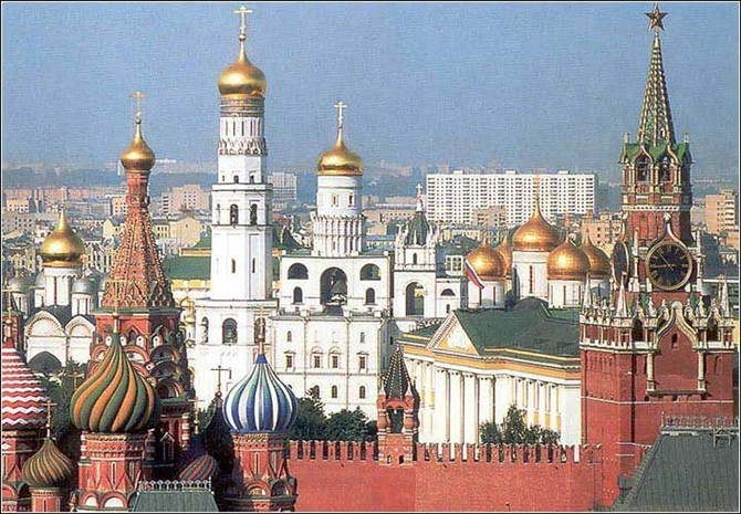 呀!俄罗斯这么漂亮! - 航天国珍 - gxh40 的博客