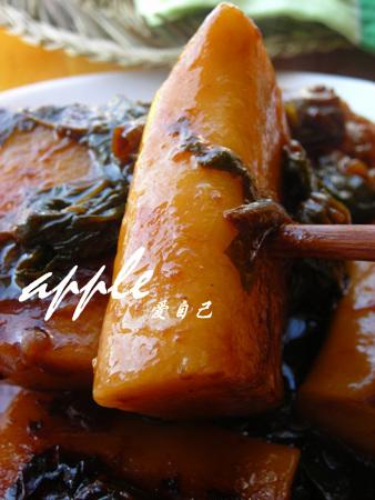 绝对可以跟韩国炒辣年糕媲美:烤菜年糕 - 可可西里 - 可可西里