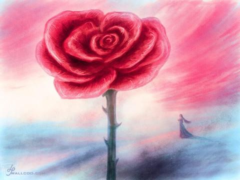 红红的玫瑰    罗伯特·彭斯 - angel.yzx - 惠风和畅