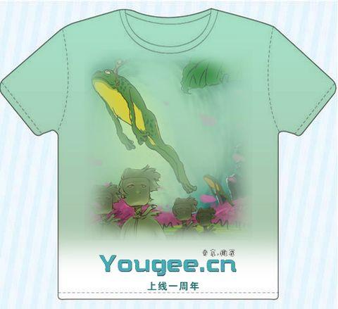 几件T恤设计练习 - 奥妙 - 不正常人类研究中心