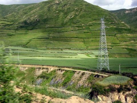 【原创图片】四川之行——九寨、黄龙(2002.7) - 珠峰 - 走南闯北