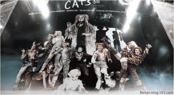 [原]深圳·保利剧院·《猫》 - Tarzan - 走过大地