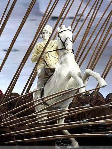 【原创】深度探讨:希腊有奥林匹克,咱中国用什么影响世界?【奥运文化展望】 - 使者--李堂吉诃德白 - 中国舞蹈联盟系列博客 ——说舞
