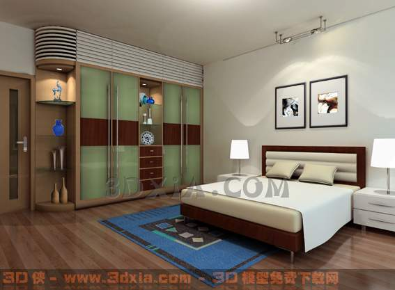 一百套卧室方案·· - 安国的博客 - 安国的博客