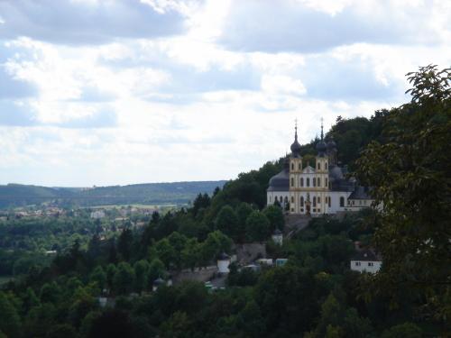 欧洲之旅———维尔茨堡 - 真情追梦 - 真情追梦的博客
