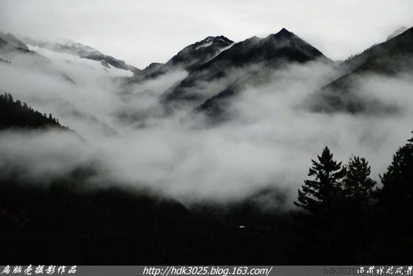 """[原创摄影]西藏.林芝""""巴松错""""雪山的韵律(四)8P - 扁脑壳 - 感悟人生"""
