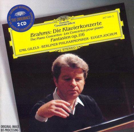 吉列尔斯/约胡姆《勃拉姆斯第二钢琴协奏曲》 - kklaodai - kklaodai的博客