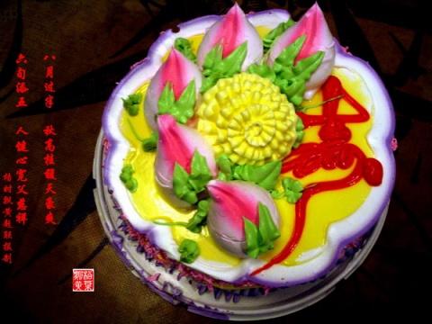 [原创]贺钓友三江渔子之父六十五寿辰题联 - 梧叶飘黄 - 梧叶飘黄的博客